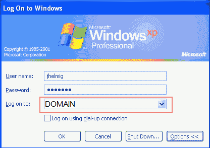 how to change workgroup to domain in windows 7